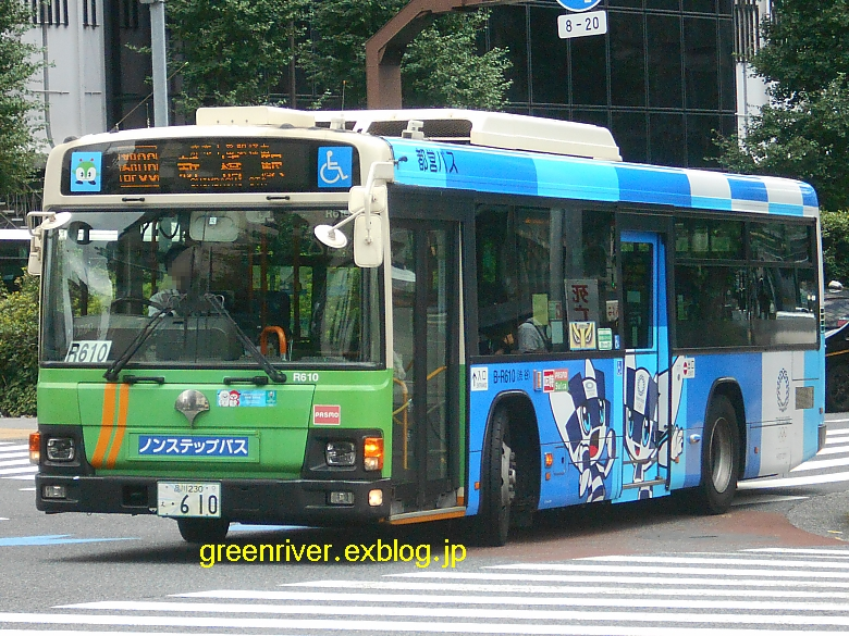 東京都交通局 B-R610 【五輪】_e0004218_21132920.jpg