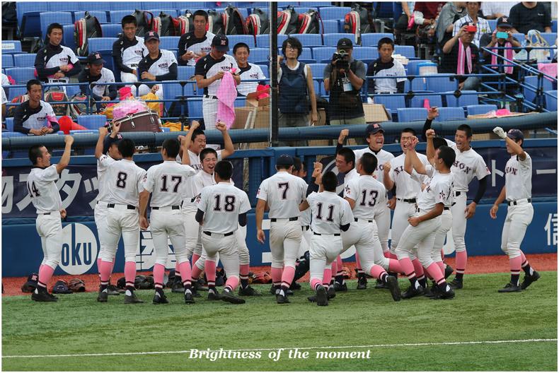 桐光学園VS日大藤沢_e0200922_23232071.jpg