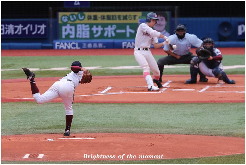桐光学園VS日大藤沢_e0200922_23235423.jpg