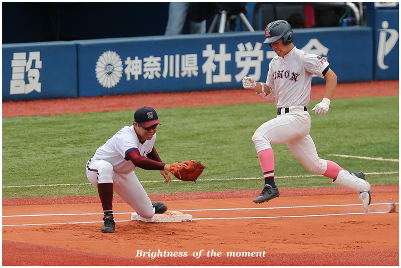 桐光学園VS日大藤沢_e0200922_23240643.jpg
