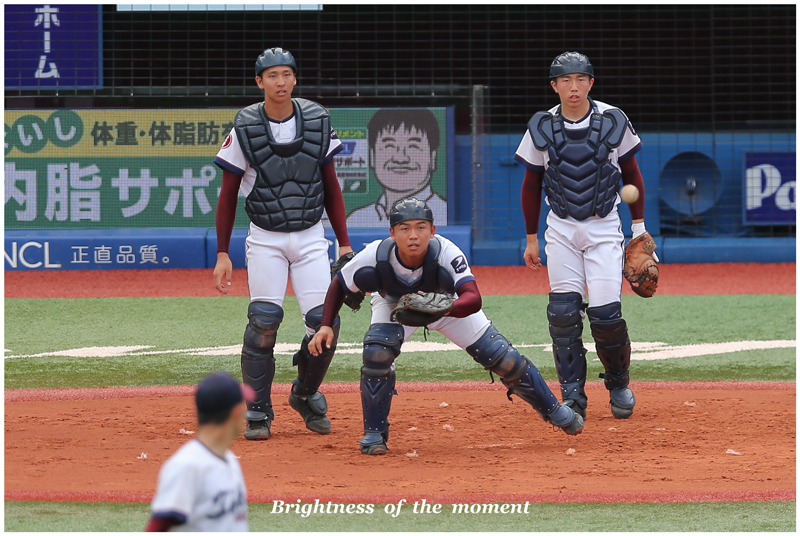桐光学園VS日大藤沢_e0200922_23253011.jpg