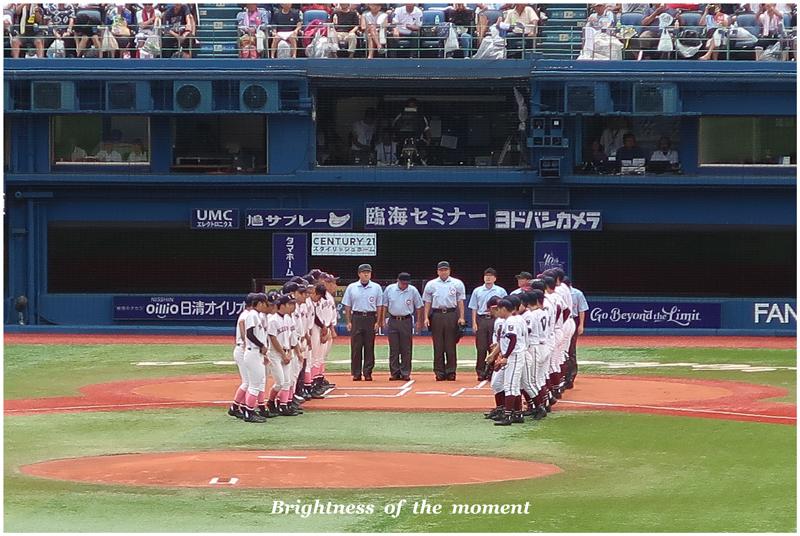 桐光学園VS日大藤沢_e0200922_23264094.jpg