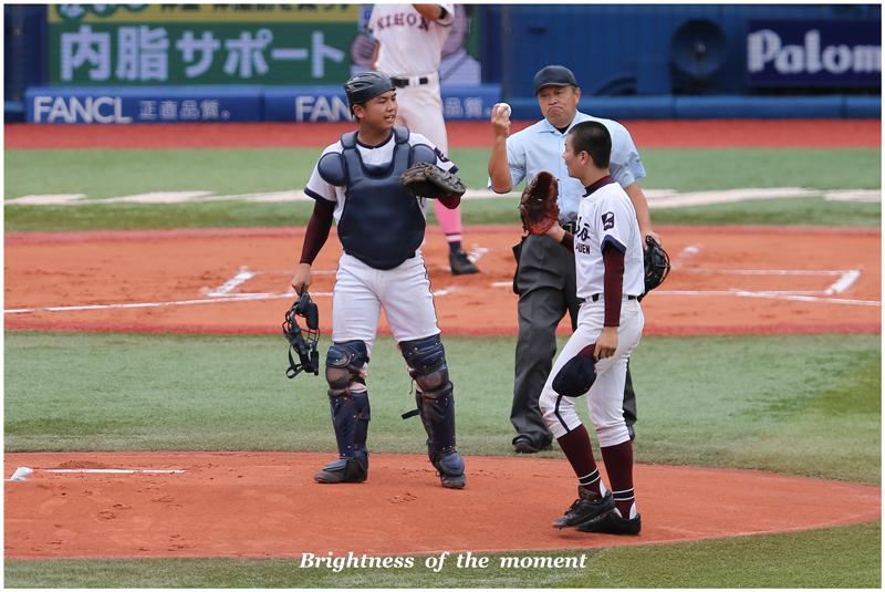桐光学園VS日大藤沢_e0200922_23265936.jpg