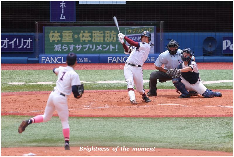 桐光学園VS日大藤沢_e0200922_23312529.jpg