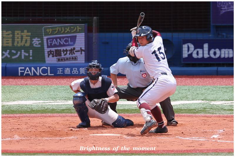 桐光学園VS日大藤沢_e0200922_23313731.jpg