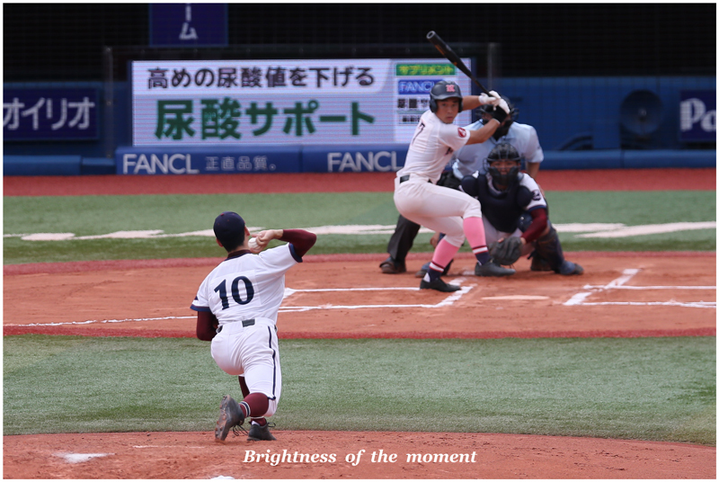 桐光学園VS日大藤沢_e0200922_23344320.jpg