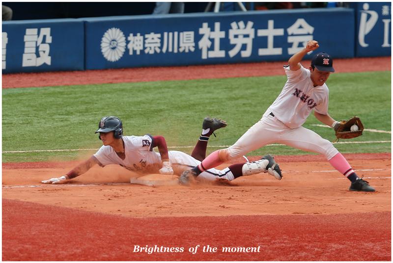 桐光学園VS日大藤沢_e0200922_23353896.jpg