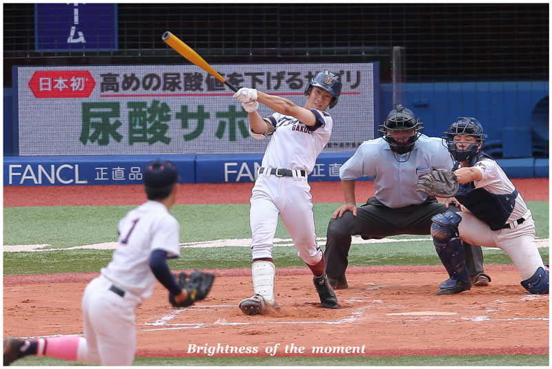 桐光学園VS日大藤沢_e0200922_23363940.jpg