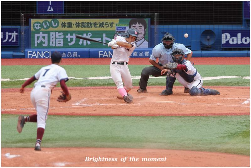 桐光学園VS日大藤沢_e0200922_23400274.jpg
