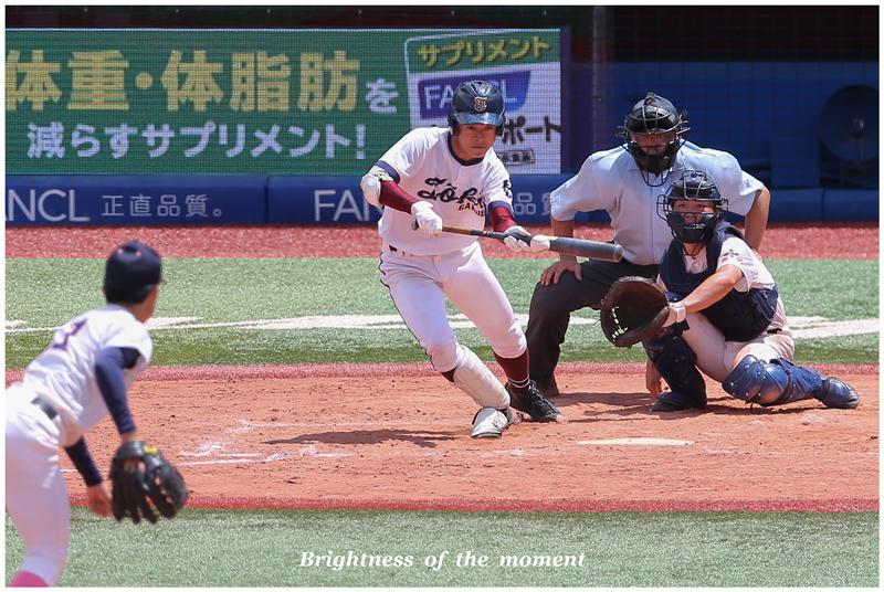 桐光学園VS日大藤沢_e0200922_23402975.jpg