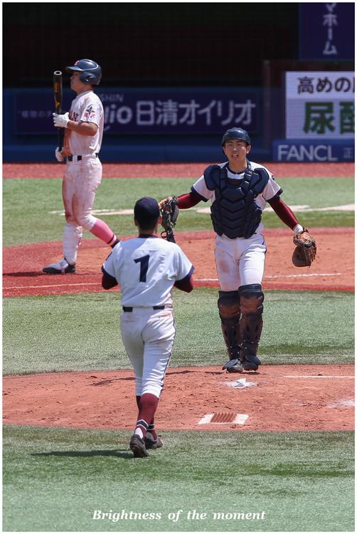 桐光学園VS日大藤沢_e0200922_23413245.jpg