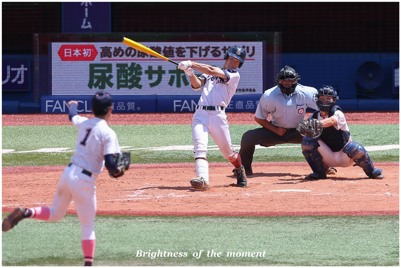 桐光学園VS日大藤沢_e0200922_23424023.jpg