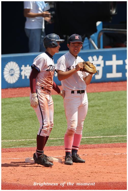 桐光学園VS日大藤沢_e0200922_23431002.jpg