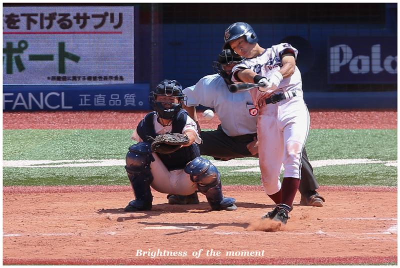桐光学園VS日大藤沢_e0200922_23432546.jpg