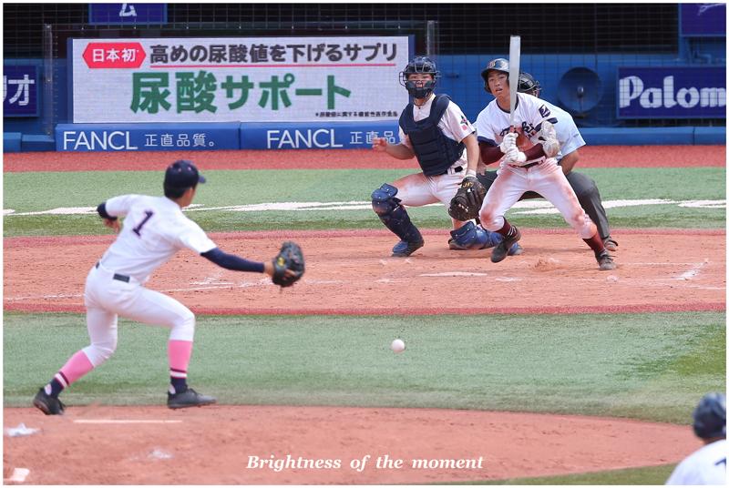 桐光学園VS日大藤沢_e0200922_23442289.jpg