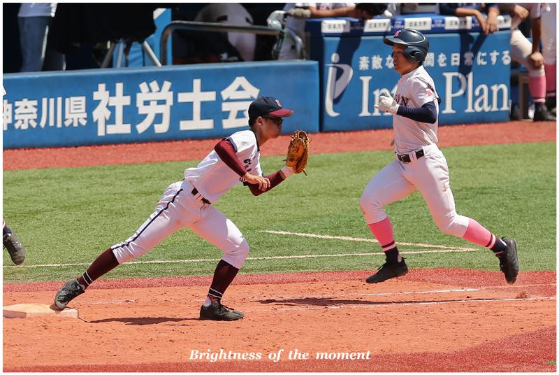 桐光学園VS日大藤沢_e0200922_23443434.jpg