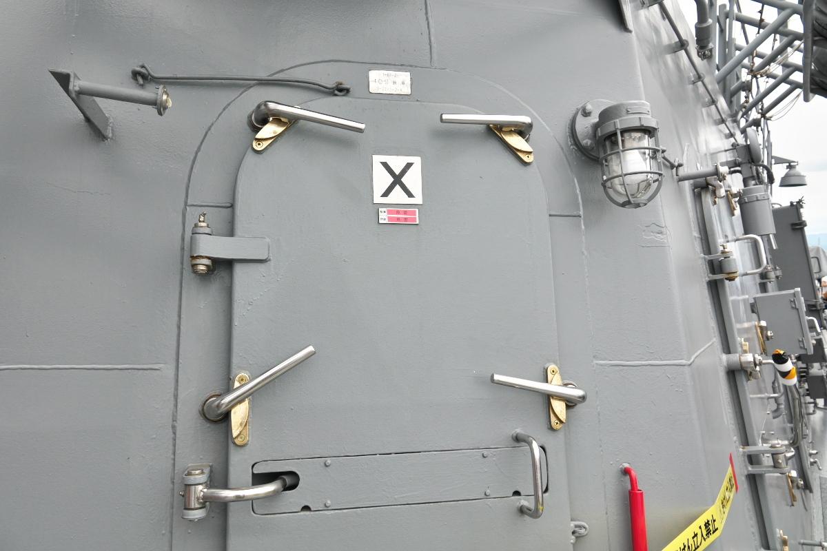 護衛艦「みょうこう」一般公開@新潟東港_d0137627_17510233.jpg