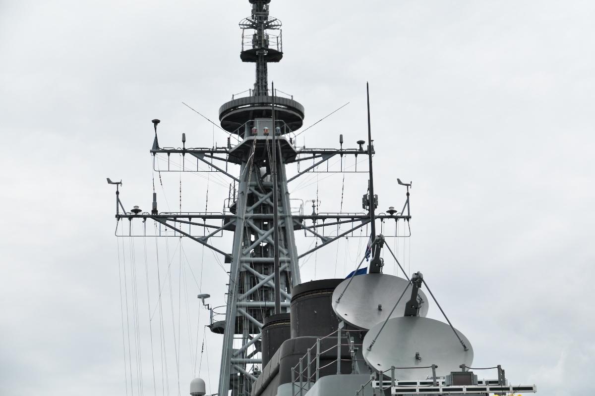 護衛艦「みょうこう」一般公開@新潟東港_d0137627_18282619.jpg