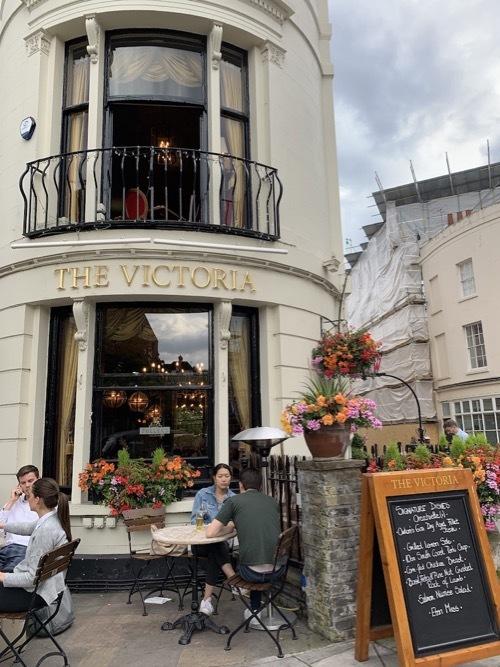 ロンドン老舗の醸造所がパブを経営 フラーズ_f0380234_02471520.jpg