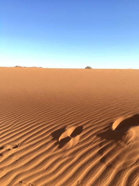 サハラ砂漠inモロッコ_a0171939_18353414.jpg