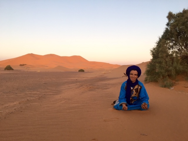 サハラ砂漠inモロッコ_a0171939_18361042.jpg