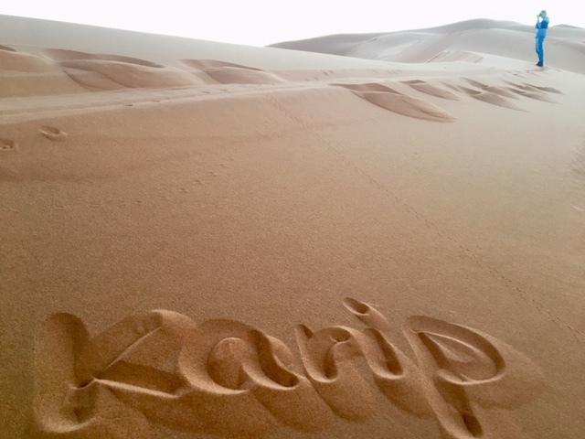 サハラ砂漠inモロッコ_a0171939_18364709.jpg