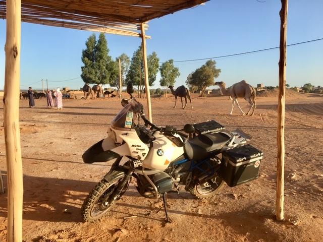 サハラ砂漠inモロッコ_a0171939_18371466.jpg