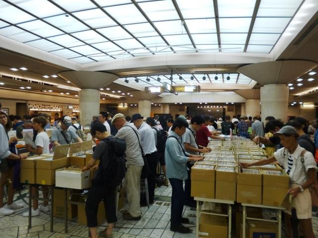 第7回 京都レコード祭り 二日目の賑わい_e0230141_18431542.jpg