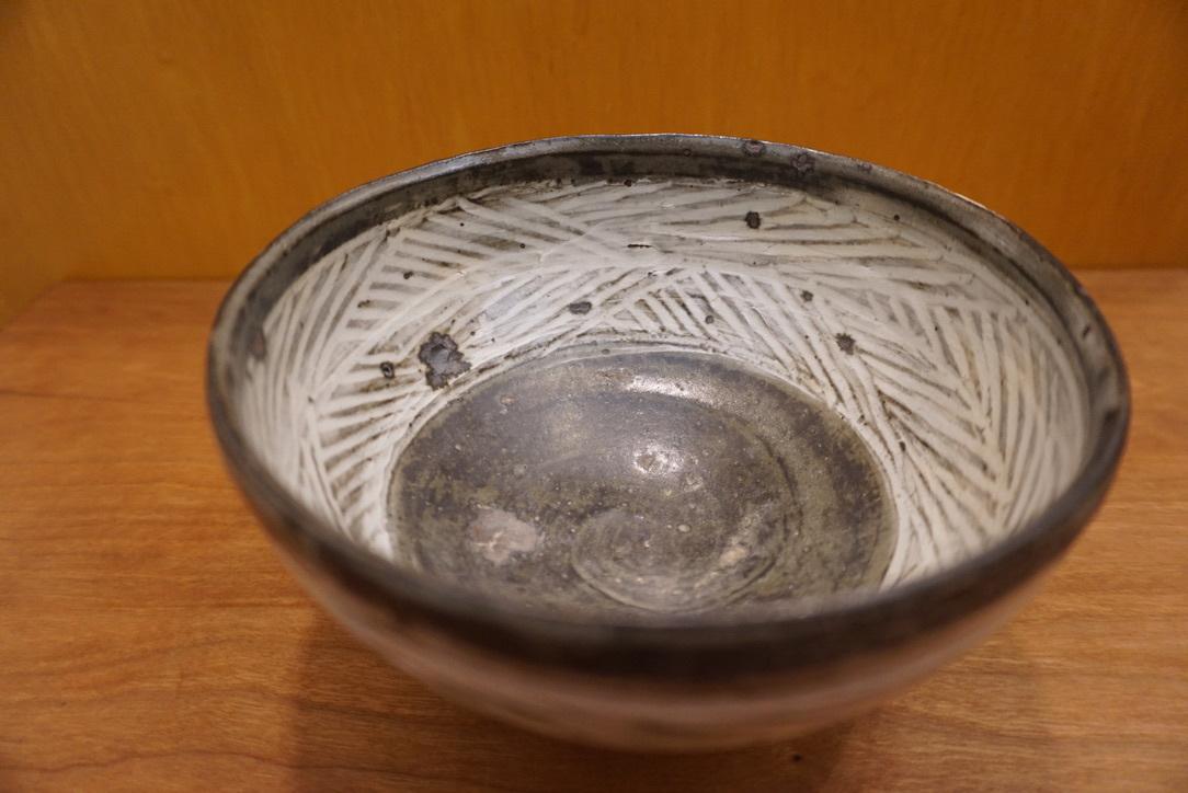 村木雄児さんのご飯茶碗_b0132442_18380414.jpg