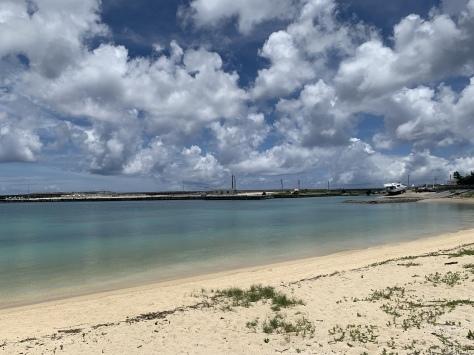 7月27日 ゆっくりできそうなビーチ_b0158746_15084157.jpeg