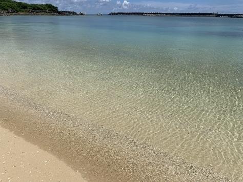 7月27日 ゆっくりできそうなビーチ_b0158746_15101625.jpeg