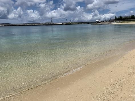 7月27日 ゆっくりできそうなビーチ_b0158746_15103646.jpeg