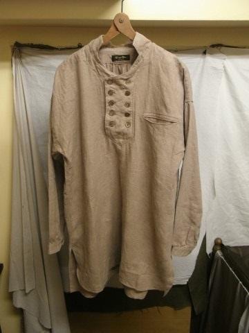 9月の製作 / frenchvictorians belgium-linen pull-over_e0130546_13052515.jpg
