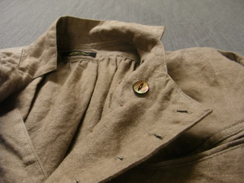 9月の製作 / frenchvictorians belgium-linen pull-over_e0130546_13082401.jpg