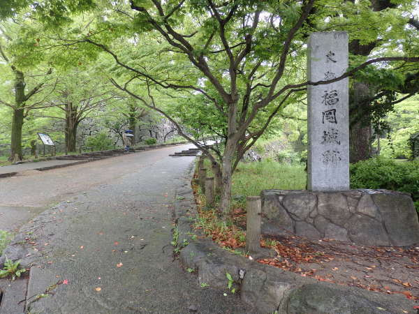 福岡城跡_f0337554_11143420.jpg