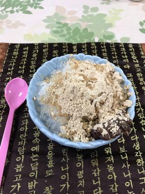 久々、韓国料理教室。_b0194056_16504477.jpg
