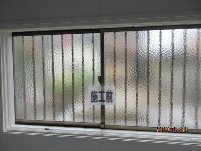 内窓取付けと防犯ガラスに交換で安心・安全をプラス…_d0244968_17274901.jpg