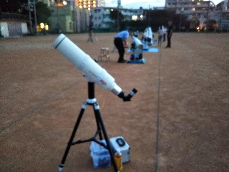 観望会で忙しくて惑星が撮れない_a0095470_00354653.jpg