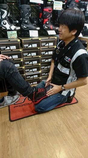 シューフィッターによる足のサイズ測定・靴と足の相談会_b0163075_11311179.jpg