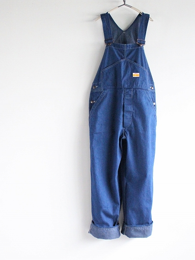 PAYDAY × WEST\'S OVERALL / INDIGO (LADIES SELECT)_b0139281_15501990.jpg