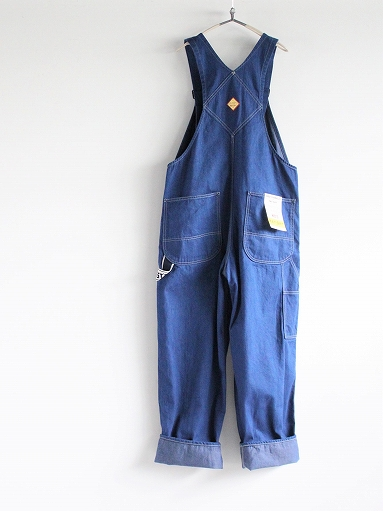 PAYDAY × WEST\'S OVERALL / INDIGO (LADIES SELECT)_b0139281_15502674.jpg