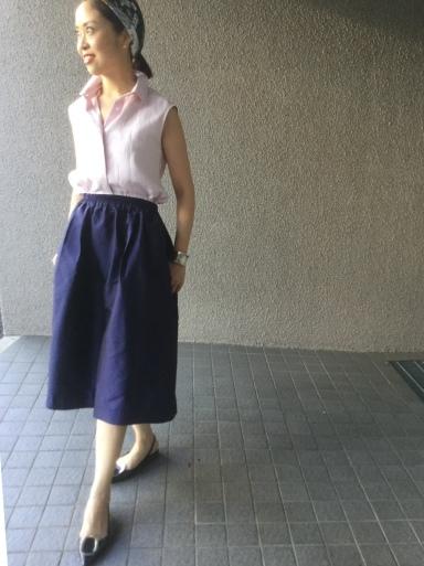 ふんわりスカートは涼しい_b0210699_02350034.jpeg