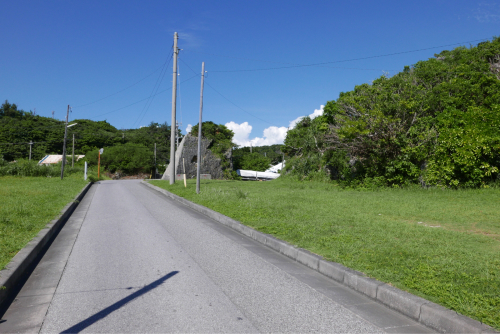 海界の村を歩く 太平洋 浜比嘉島_d0147406_22342985.jpg