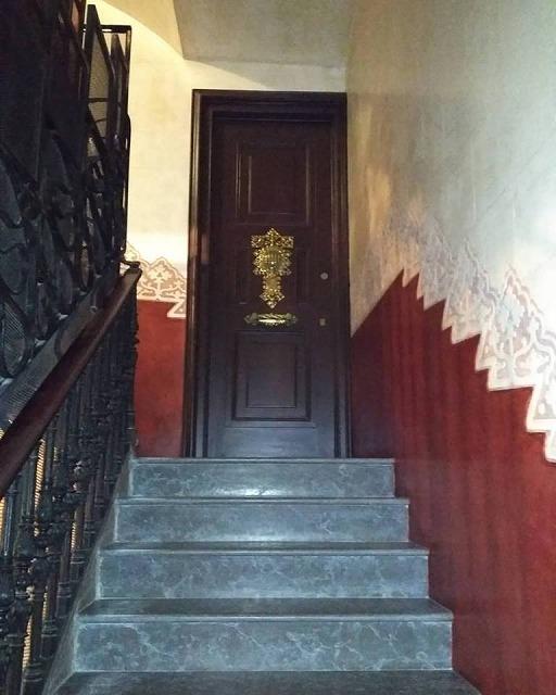 Casa Amatllerガイド付き見学6_b0064411_05485098.jpg