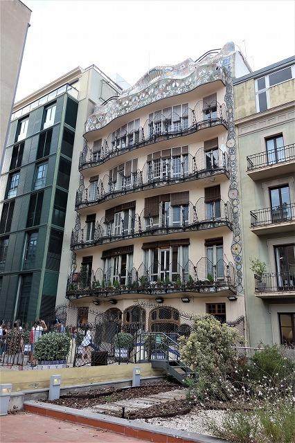 Casa Amatllerガイド付き見学7_b0064411_06414195.jpg