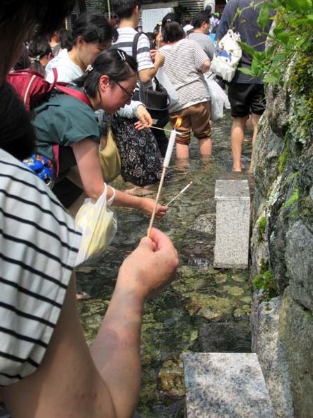 下賀茂神社 みたらし祭り_e0048413_21152420.jpg