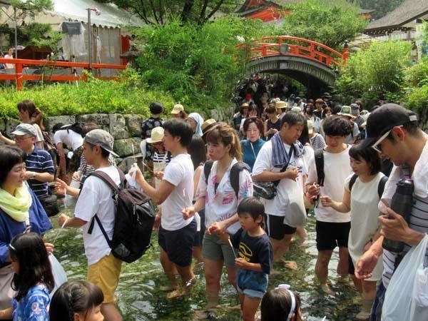 下賀茂神社 みたらし祭り_e0048413_21153206.jpg
