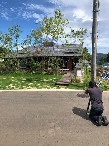 里山モデルハウスの撮影でした!!_a0059217_16030486.jpg