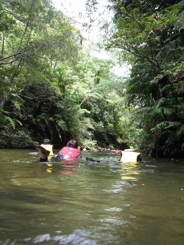 夏のカヌーと川遊びやってます♪_f0121321_13145330.jpg