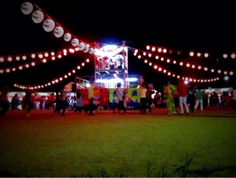 「 盆踊り と SHORTS と SNEAKER 」_c0078333_19024907.jpeg